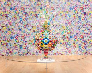TAKASHI MURAKAMI - Fort Worth Modern