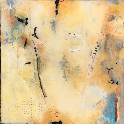 "Contemporary Art, Abstract Expressionist Fine Art Painting, Art for Sale ""November Surrender"