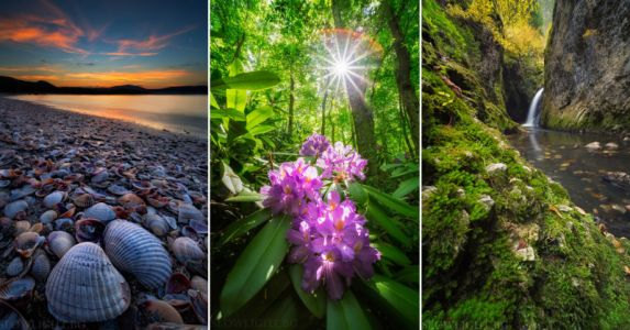 How a Weird Lens Helped Me Fall Back in Love with Landscape Photography