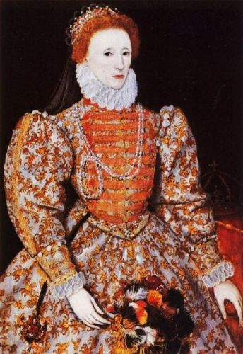 Queen Elizabeth I - New Year's Gifts 1577-1578