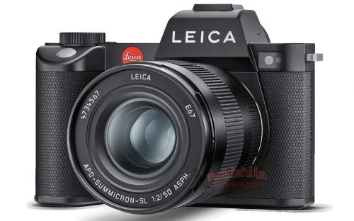 Leica SL2 Photos and Specs Leaked: 47MP Sensor, Cine Mode and More