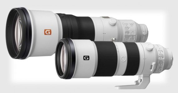 Sony Unveils 200-600mm f/5.6-6.3 and 600mm f/4 Super-Tele Lenses