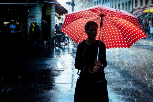 In Street Photography, Shoot, Shoot, Shoot - Better a Fast Shot Than None