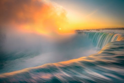 Ten Tips For Photographing Waterfalls