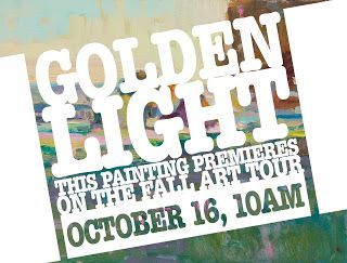 THE GOLDEN HOUR - New Paintings Premiere October 16