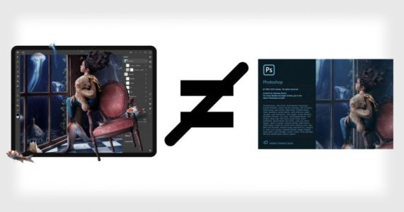 Photoshop on iPad Isn't Complete, But Adobe Promises it Will Be - Do You Believe Them?