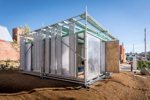 The Use of Prefabrication in 6 Emergency Projects Around the World