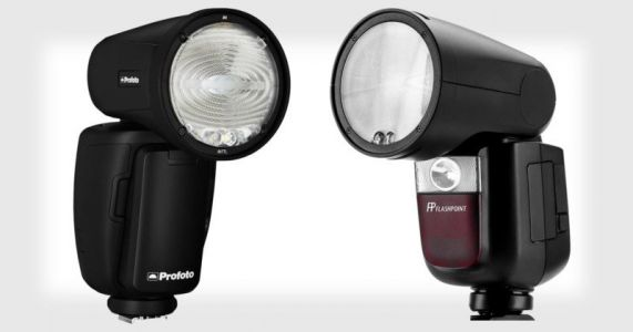 Profoto Accuses Godox of Stealing Its A1 Design for the V1