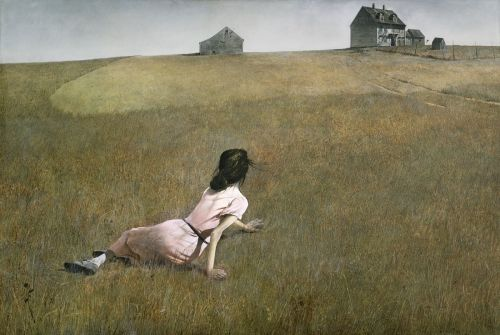 In the Beginning: Andrew Wyeth