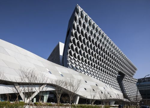Kolon One & Only Tower / Morphosis Architects