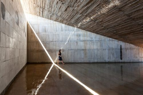 Bataan Chapel by Swiss Artist Not Vital Questions the Boundaries Between Art and Architecture