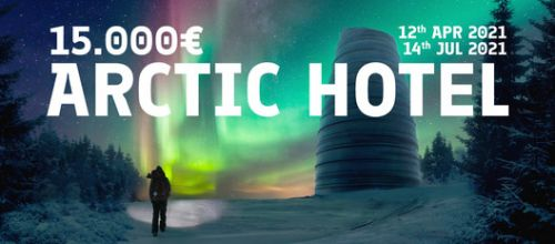 Call For Entries: Design New Facilities for the Observation of the Aurora Borealis