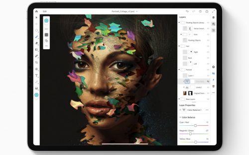 'Full' Photoshop for iPad is Missing Key Features, Say Beta Testers: Report