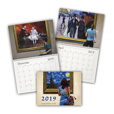 New 2019 Calendars NOW Available