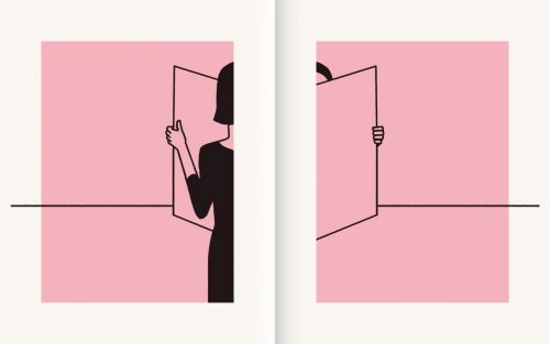 'Joy of Reading': A New Book of Illustrations by Christoph Niemann Promotes Free Press
