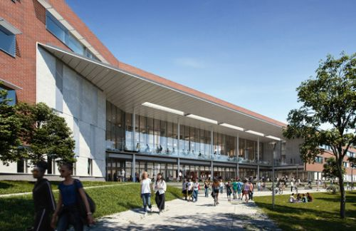 Perkins+Will Design School of the Future for Belmont