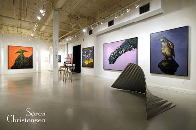 Soren Christensen Gallery, New Orleans