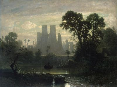 Guillaume Victor van der Hecht, Ruins of the Castle of Kenilworth