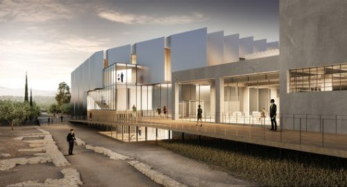 Petrās Architecture Designs New Greek Archaeological Museum for Sparta