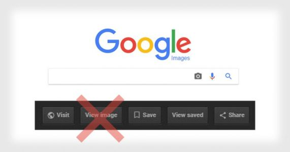 Google Removes 'View Image' Button from Image Search to Protect Photos