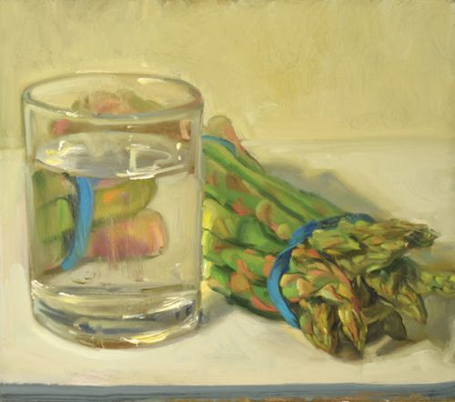 Asparagus and Water