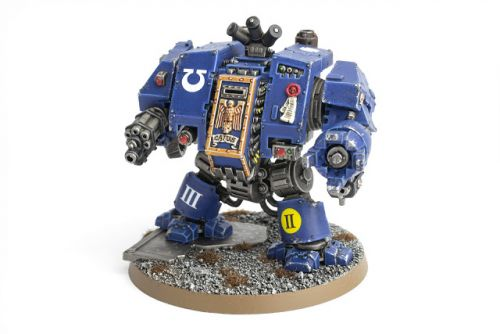 "Showcase: Ultramarines ""Castaferrum"" Dreadnought"