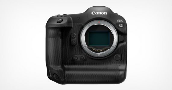 Canon Announces Development of the EOS R3: 'A New Class of Camera'