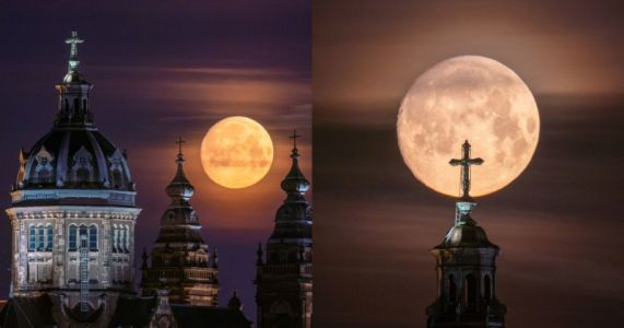 I Already Shot the Supermoon Today, But Here's How to Shoot it Tomorrow