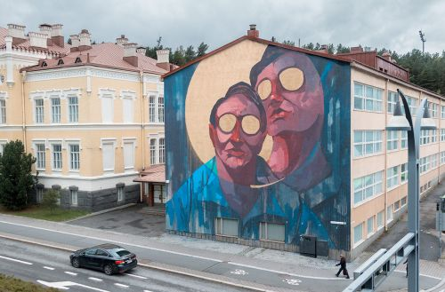 BLESSING by SEPE for UPEART, Finland