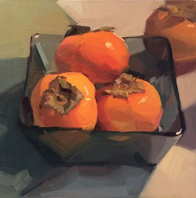 Early Persimmons