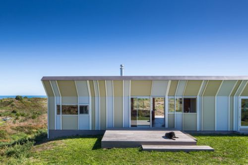 Te Horo Bach / Parsonson Architects