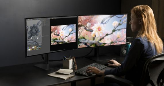 HP Debuts Latest Generation of Color-Critical HDR DreamColor Displays