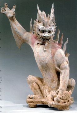 Chinese Tomb Guardians