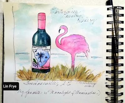 Travel Journal-Cartersville Country Winery m.j