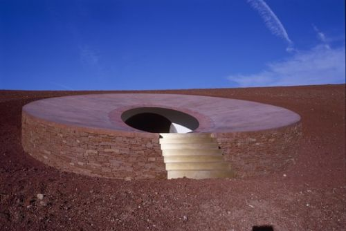 James Turrell's Roden Crater Set to Open After 45 years