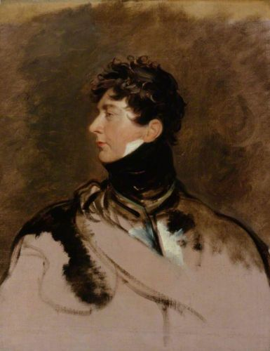 Some Unfinished Thomas Lawrence Portraits