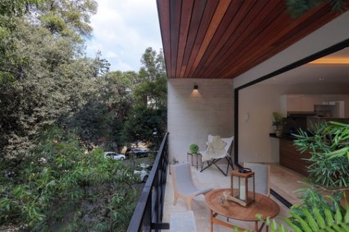 Capulin 59 Residential Building / ArquiPartners