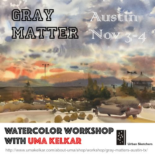 Gray Matter Workshop in Austin, Texas