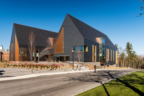 SNHU Innovation and Design Education Building / HGA