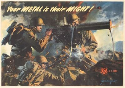 Two WWII Posters