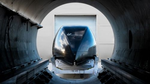 India Approves World's First Passenger Hyperloop System