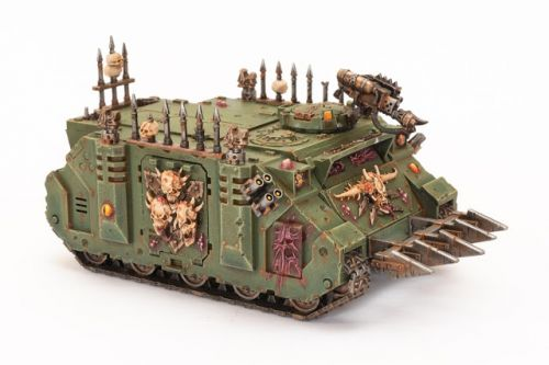 Showcase: Death Guard Rhino