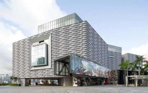 Expansion and Renovation of the Hong Kong Museum of Art / Architectural Services Department