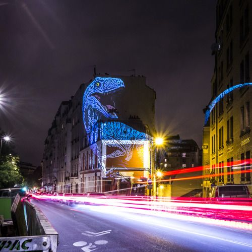 Projections, Paris