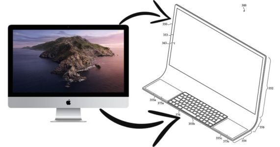Apple Patents iMac Design Made from a Single Piece of Curved Glass