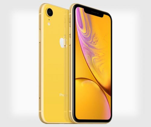 Apple Unveils the iPhone XR, a Budget Phone with One-Camera Portrait Mode