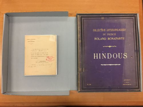 Accessing the Bonaparte Collection at the National Anthropological Archives, Part Two
