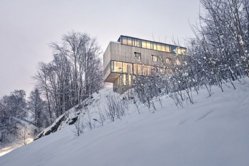 Two-in-One House / Reiulf Ramstad Arkitekter