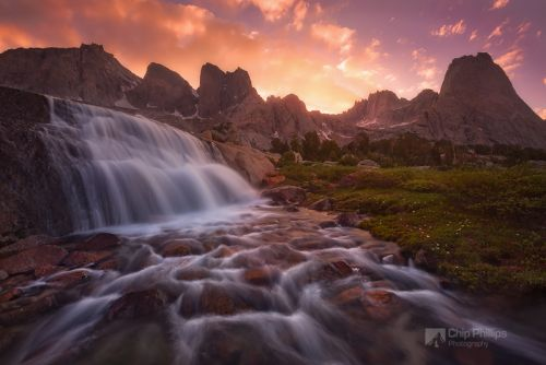 From the Archives-Wind River Range, Wyoming