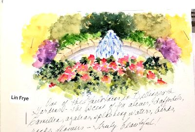 Travel Journal - Bellingrath Gardens